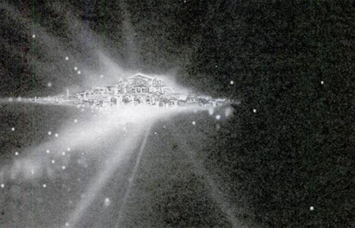 «Обитель Бога» — что изображено на снимке, сделанном НАСА в 1995 году (+видео)