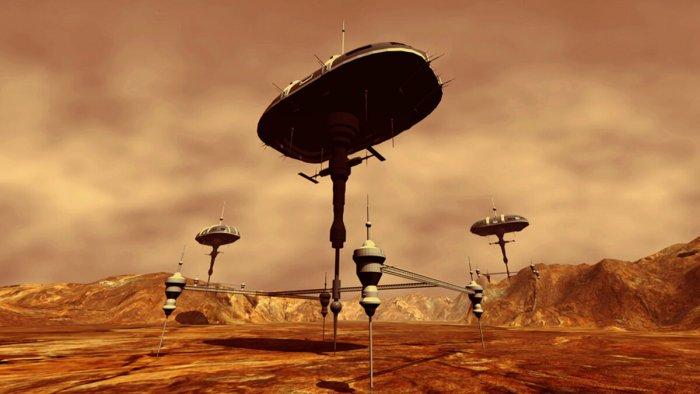 Разумные инопланетяне могли посещать Солнечную систему за миллионы лет до появления первых людей
