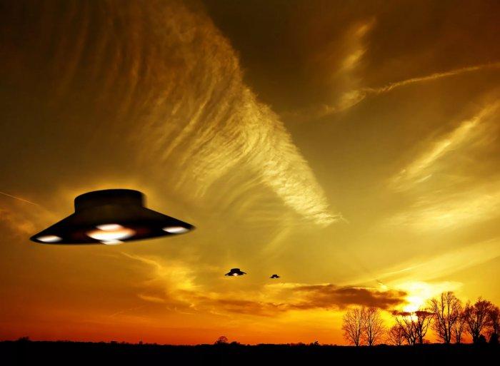 55 супер интересных фактов об НЛО (12 фото)