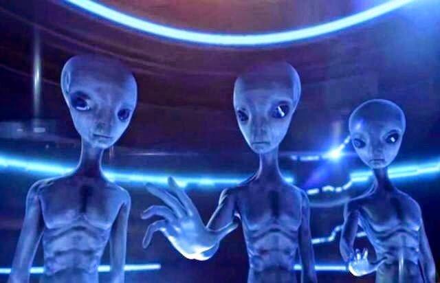 Три знаменитых вида пришельцев