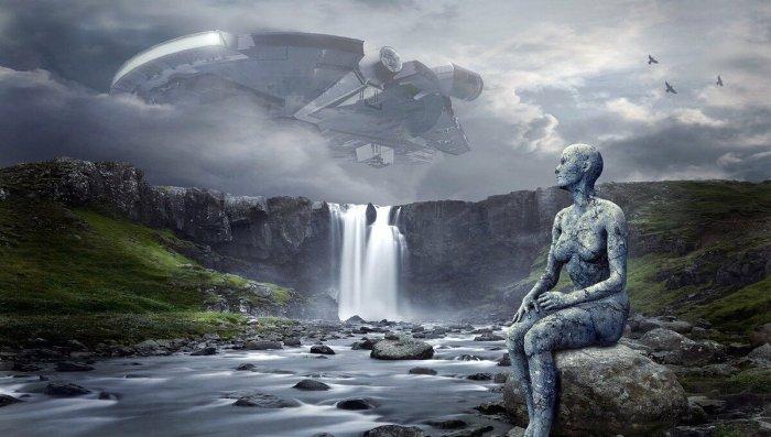 Почему не инопланетяне создали жизнь на земле