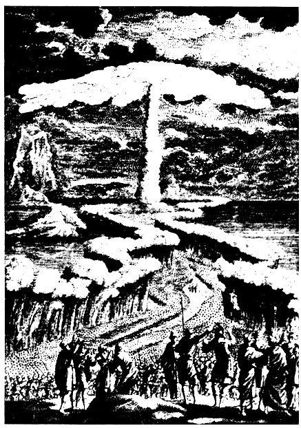 Пророчества Нострадамуса о сближении Тифона с Землей (8 фото)