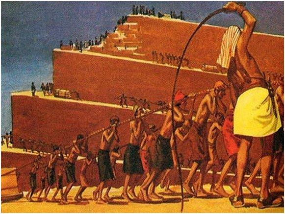 Пирамиды строили не инопланетяне и не рабы!