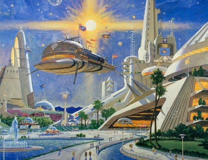 Какими могли бы быть внеземные цивилизации?