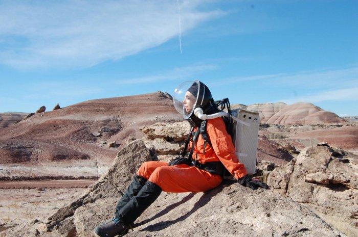 Какие ужасы ждут колонистов Марса? (5 фото)