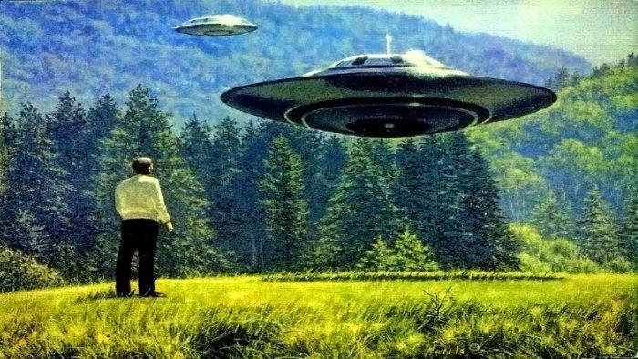 Контактеры, которые считают, что они общаются с инопланетянами