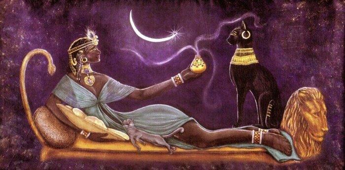 Древняя святыня — почему любили кошек в Древнем Египте, и правда ли, что за их убийство казнили