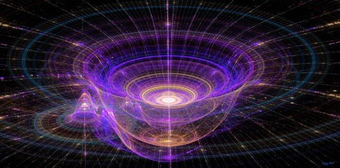 Четыре силы Вселенной