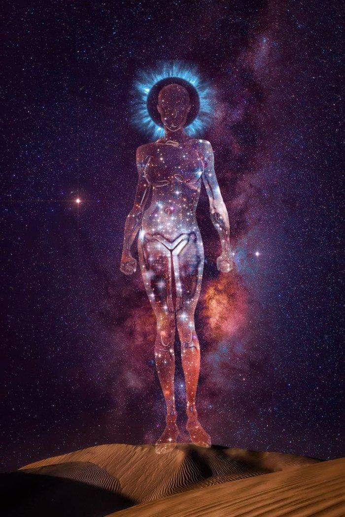 Как сознание находится сразу во всех измерениях и почему мы этого не ощущаем