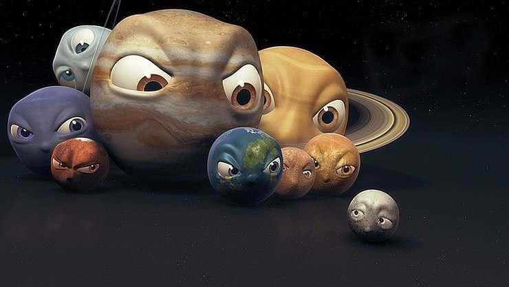Почему Луна — не планета