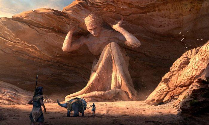 Падение гигантов и их судьба согласно древним текстам