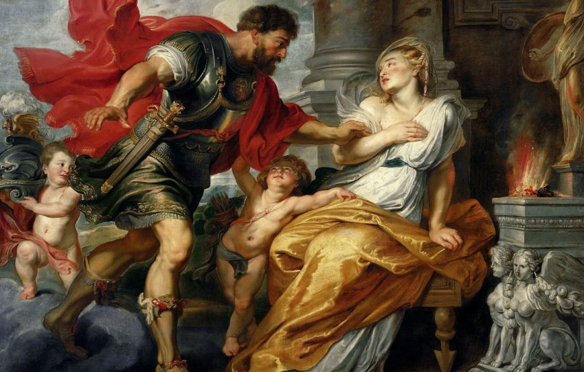 Подробности из жизнь бога Ареса, о которых многие не знают