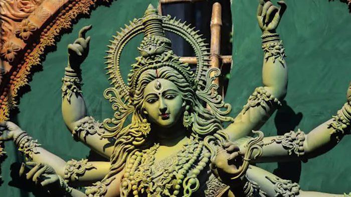 Один из трех великих Богов в индуизме Шива, неизвестные подробности