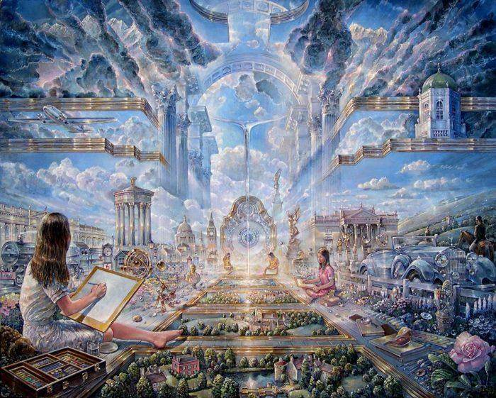 Всех переходящих в четвертое измерение встречают Наставники. Вы уже выбрали своих?