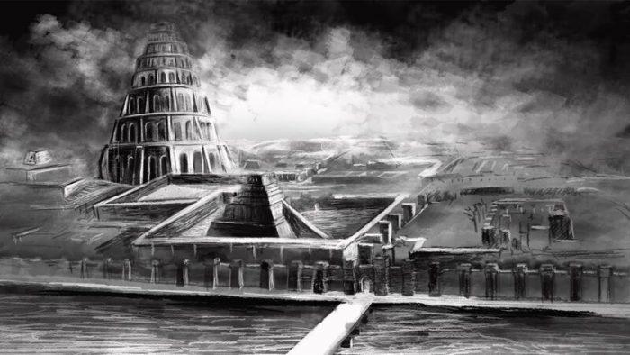 Существовал ли на самом деле Древний город Вавилон, если да, то где он находился