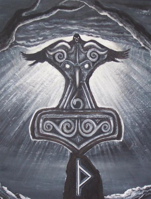 Молот бога Тора