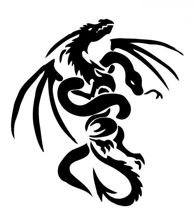 Дракон и Змея: совместимость противоположностей
