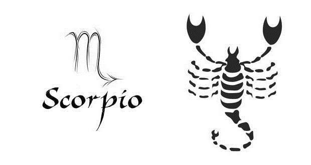 Знак скорпиона какая стихия