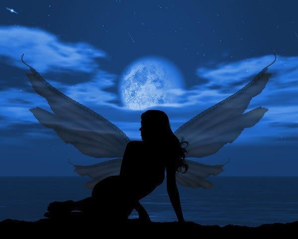 луна крылья картинки больна эктодермальной