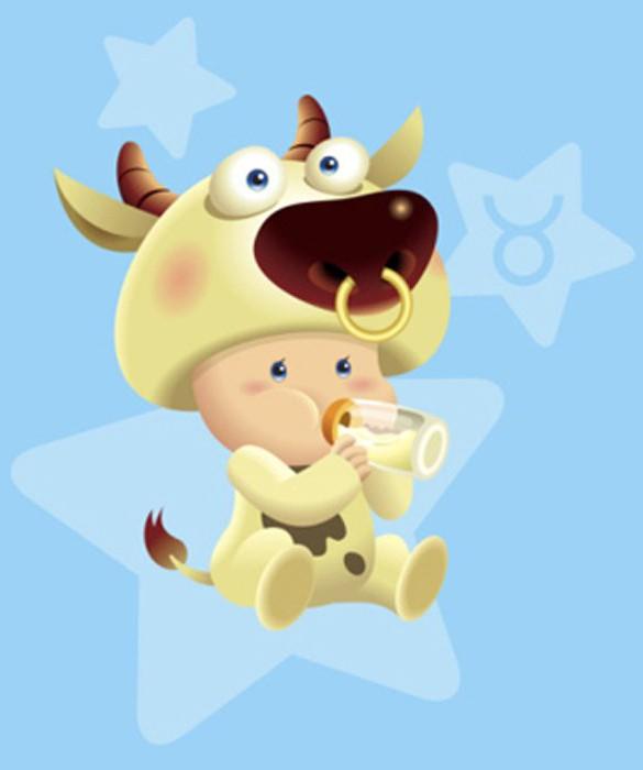 Знак зодиака Телец (ребенок): полная характеристика