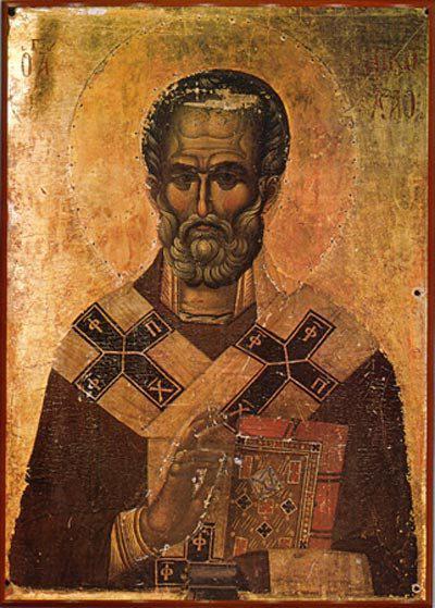 Икона Николая Угодника Икона Николая Чудотворца (Угодника): значение