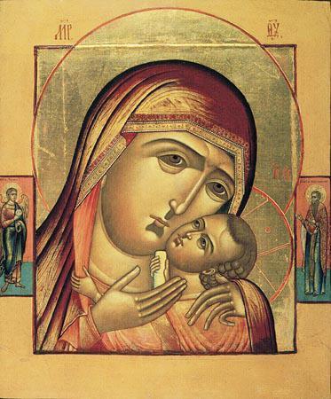 Корсунская икона божией матери о чем молятся