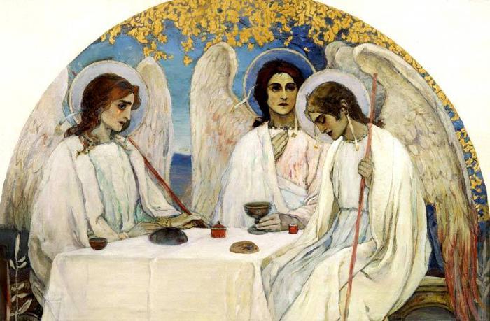 Праздник Троицы: обычаи Троица: традиции и обряды