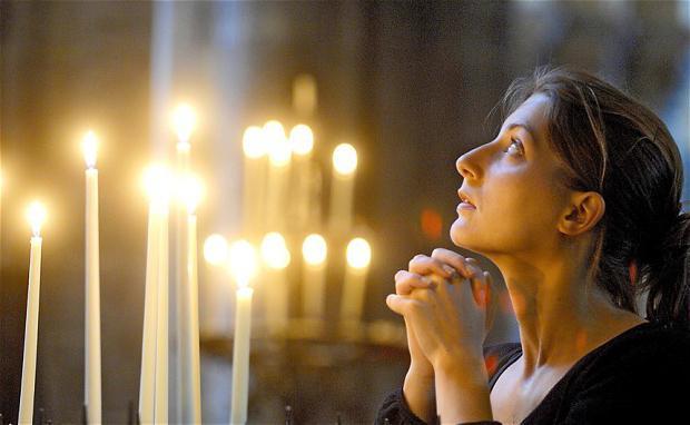 Кому молиться, чтобы найти вторую половинку? Молитва на любовь и замужество