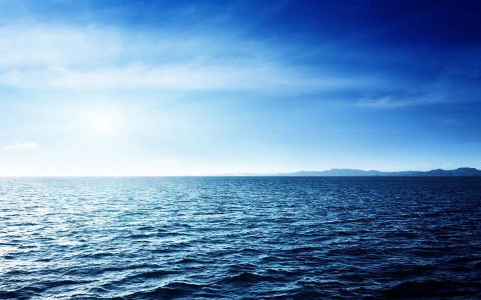 Сонник Океан: значение и толкование сновидения К чему снится плавать в чистой воде?