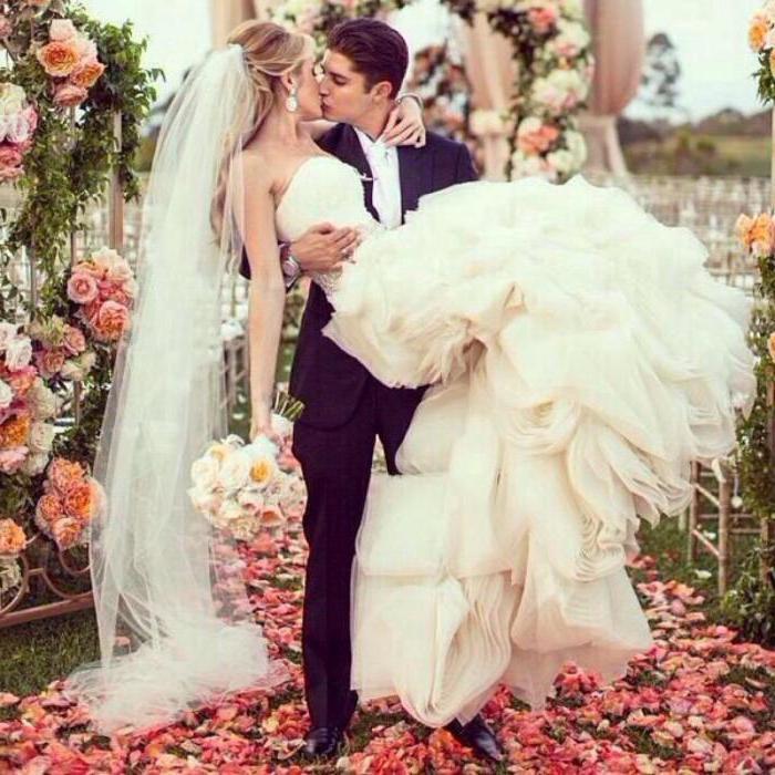К чему фата снится - приснилась свадебная фата к чему