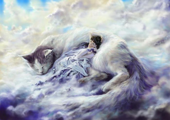 Сонник во время сна