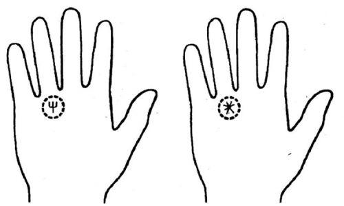 Как по холму Солнца на руке узнать о будущих успехах (8 фото)