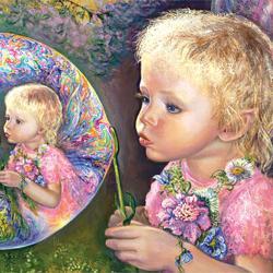 Водолей Кабан Девочка Ребенок