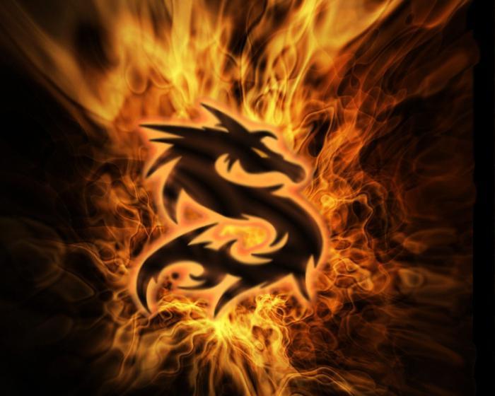 Какого цвета 1976 год дракона