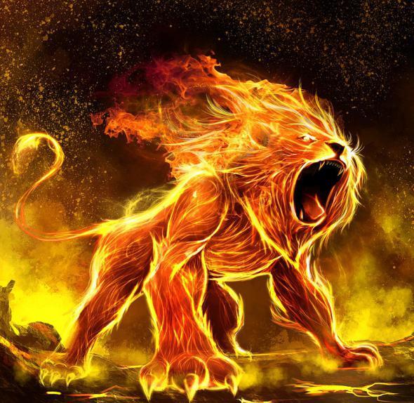 Лев на гороскоп месяц мужской