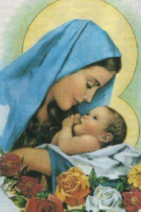Молитва пресвятой богородице с просьбой о ребенке