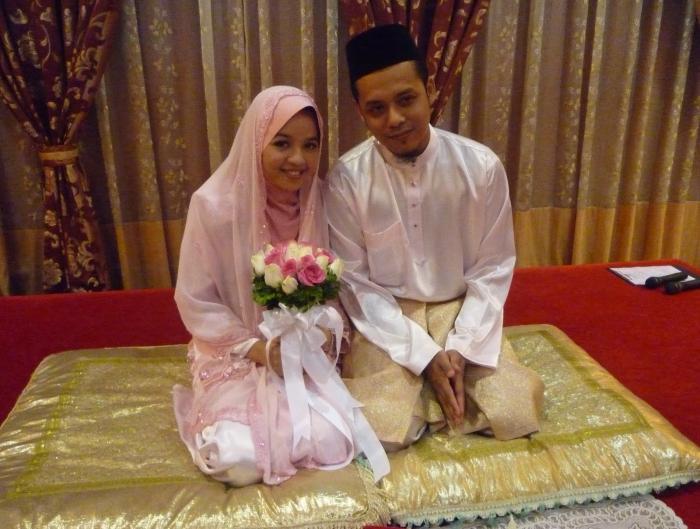 первая брачная фото