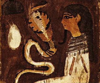 Священные животные Египта: бык древних египтян Апис