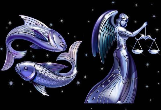 Он Рыбы, она Рыбы - совместимость с другими знаками