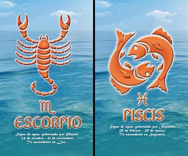 Сексуальная совместимость он рыба она скорпион