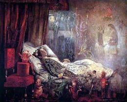 Сон умерший человек как живой