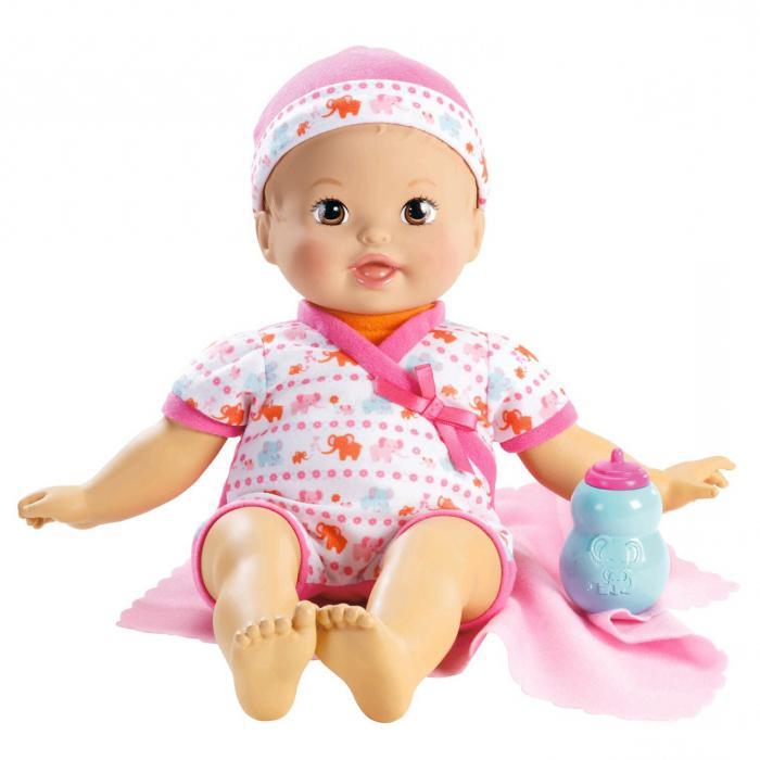 к чему снится говорящий ребенок-кукла