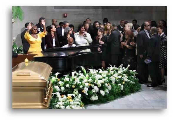 сняться к знакомого человека похороны чему
