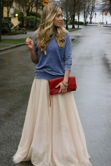 К чему снится одевать новую юбку